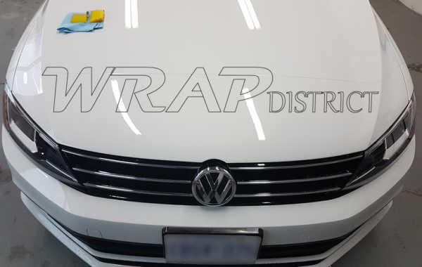 VW Jetta – Paint Protection Film (PPF)