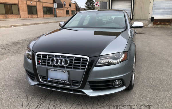 Audi S4 – Custom Design