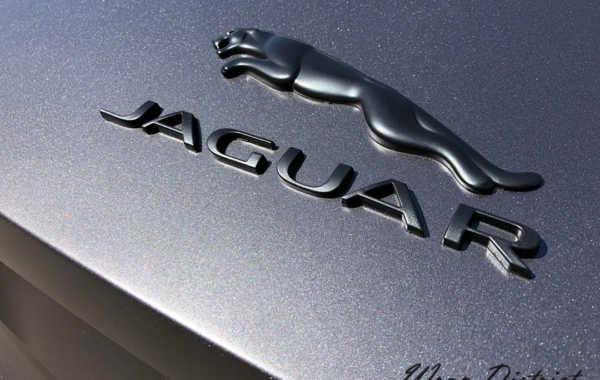 Jaguar F Type Wrapped in Satin Dark Grey