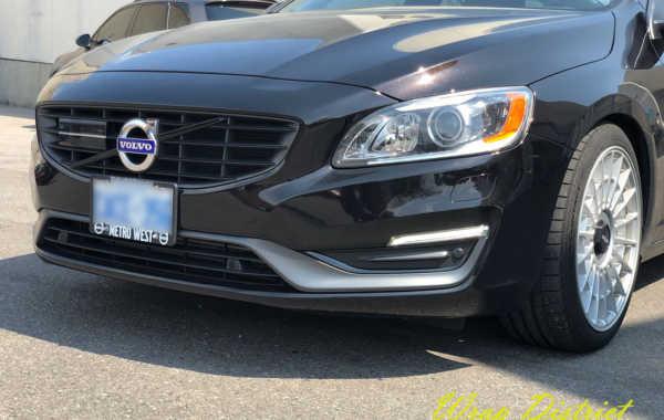 Volvo V60 – Chrome Delete