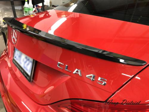 Mercedes Benz - CLA 45 AMG - Complete Chrome Delete
